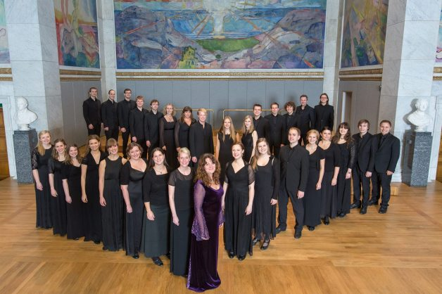 Schola Cantorum i Universitetets Aula 2014